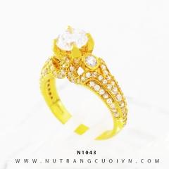 Mua Nhẫn vàng nữ N1043 tại Anh Phương Jewelry