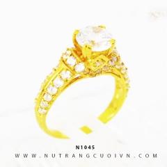 Nhẫn vàng nữ N1045