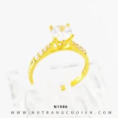 Nhẫn vàng nữ N1086