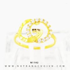 Nhẫn vàng nữ N1102