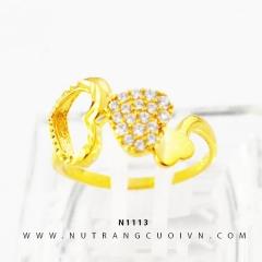 Nhẫn vàng nữ N1113