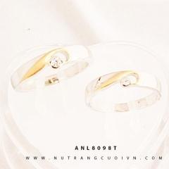 Mua NHẪN CƯỚI ANL8098T tại Anh Phương Jewelry