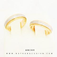 Mua NHẪN CƯỚI ĐẸP ANC89 tại Anh Phương Jewelry