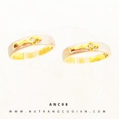 Mua NHẪN CƯỚI ANC08 tại Anh Phương Jewelry
