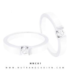 Mua NHẪN CƯỚI HNC01 tại Anh Phương Jewelry
