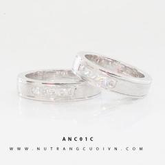 NHẪN CƯỚI ANC01C