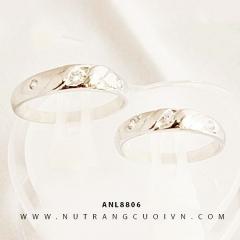 Mua NHẪN CƯỚI ANL8806 tại Anh Phương Jewelry