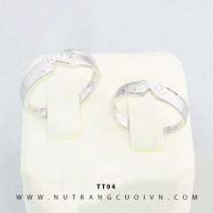 Mua NHẪN CƯỚI TT04 tại Anh Phương Jewelry