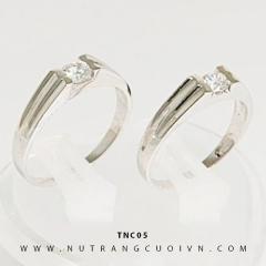 Mua NHẪN CƯỚI TNC05 tại Anh Phương Jewelry