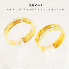 Mua NHẪN CƯỚI KNC07 tại Anh Phương Jewelry