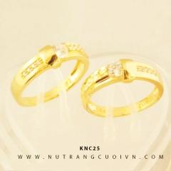 Mua NHẪN CƯỚI KNC25 tại Anh Phương Jewelry