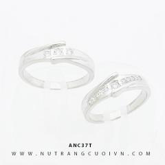Nhẫn cưới đẹp ANC37T
