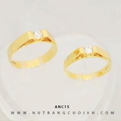 Mua NHẪN CƯỚI ANC15 tại Anh Phương Jewelry