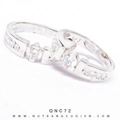 Mua NHẪN CƯỚI QNC72 tại Anh Phương Jewelry