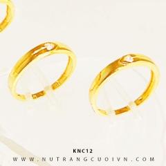 NHẪN CƯỚI KNC12