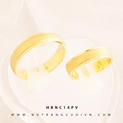 Mua NHẪN CƯỚI HBNC14PV tại Anh Phương Jewelry