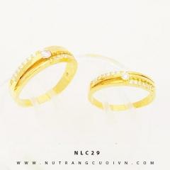 Mua NHẪN CƯỚI ĐẸP NLC29 tại Anh Phương Jewelry