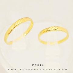 NHẪN CƯỚI PNC24