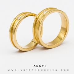 Mua NHẪN CƯỚI ANC91 tại Anh Phương Jewelry