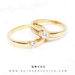 Mua NHẪN CƯỚI QNC62 tại Anh Phương Jewelry