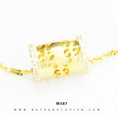 Mặt dây chuyền M587