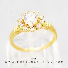 Mua Nhẫn vàng nữ N41 tại Anh Phương Jewelry