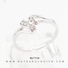Mua Nhẫn kiểu nữ NL7734 tại Anh Phương Jewelry