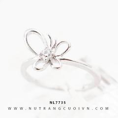 Nhẫn kiểu nữ NL7735