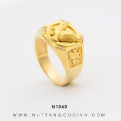 Nhẫn vàng nam N1060