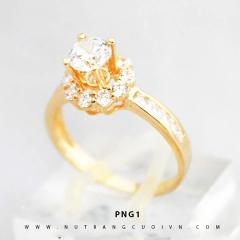 Nhẫn đính hôn PNG01