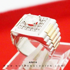 Mua Nhẫn vàng nam AP010 tại Anh Phương Jewelry