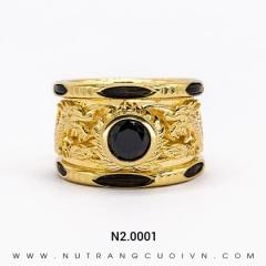 Mua Nhẫn lông voi N2.0001 tại Anh Phương Jewelry