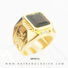 Mua Nhẫn vàng nam APJ012 tại Anh Phương Jewelry
