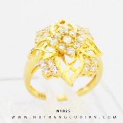 Nhẫn kiểu nữ N1025