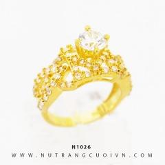 Nhẫn kiểu nữ N1026