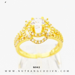 Nhẫn kiểu nữ N942