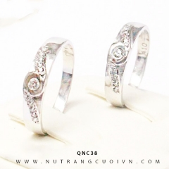 NHẪN CƯỚI QNC38