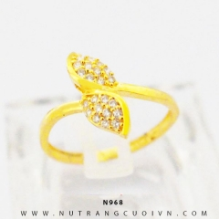 Nhẫn kiểu nữ N968