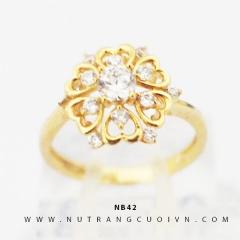 Mua Nhẫn kiểu nữ NB42 tại Anh Phương Jewelry