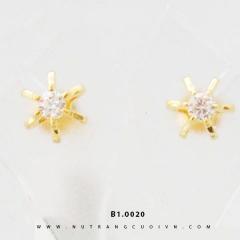 Bông tai vàng B1.0020