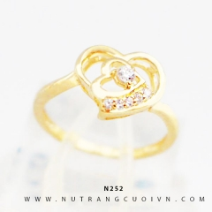 Nhẫn kiểu nữ N252