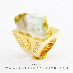 Mua Nhẫn Tỳ Hưu nam APJ015 tại Anh Phương Jewelry