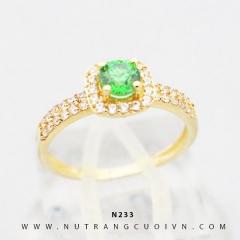 Nhẫn kiểu nữ N233