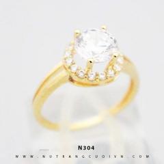 Mua Nhẫn đính hôn N304 tại Anh Phương Jewelry