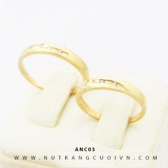 Mua NHẪN CƯỚI ANC03 tại Anh Phương Jewelry