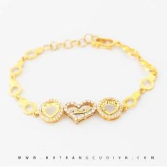 Mua Lắc tay vàng 18K L03 tại Anh Phương Jewelry