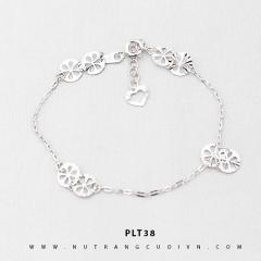 Mua Vòng tay đẹp PLT38 tại Anh Phương Jewelry