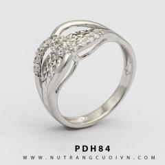 Nhẫn nữ đẹp PDH84
