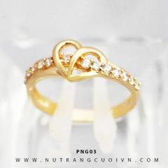 Mua Nhẫn nữ đẹp PNG03 tại Anh Phương Jewelry