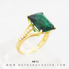 Nhẫn nữ đẹp NB15